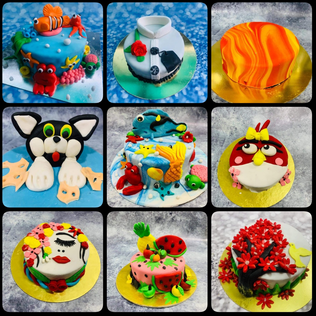 basic fondant workshop