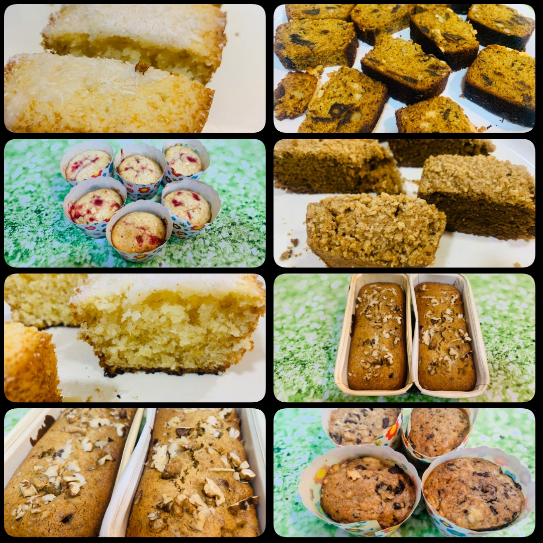tea time cakes and muffins cake classes in thane
